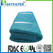 Water filter mats used in koi pond
