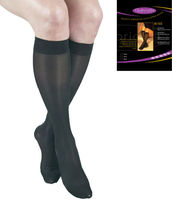 GABRIALLA Knee Highs Sheer Firm Compression (18-20 mm Hg)