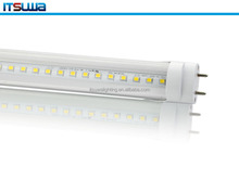 bongs sales t8 led glass tube 18w 1200mm with ce, rhos, ul ,tul