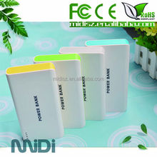 Factory OEM unique design 20000mAh power bank charger use for coffee shop/restaurant/bank/tea shop
