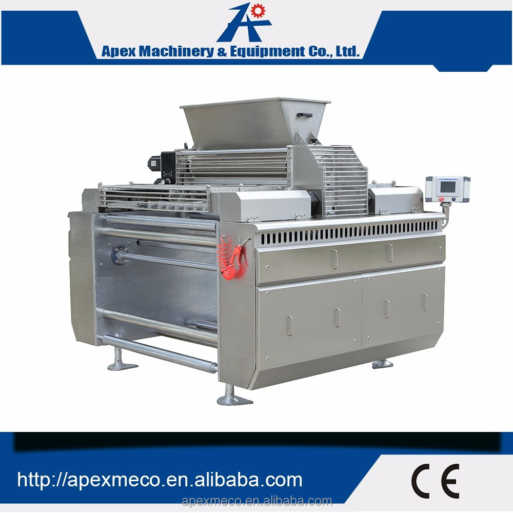 New product factory supply complete bakery equipment biscuit gas baking oven
