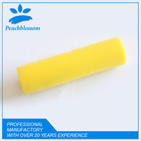 Sponge Foam Paint Roller Fabric Cover Paint Roller Synthetic Roller Cover In Brush