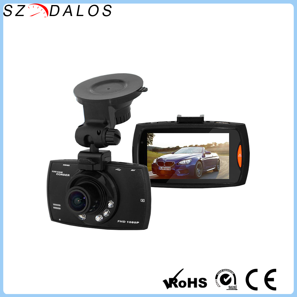 Hot selling 2.7inch dashcam G30 1080p taxi camera h.264 professional dvr