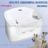 grooming pet SPA hydro bath tub for dogs