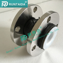 sale well ptfe teflon lined rubber expansion joint