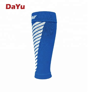 Running and racing calf sleeves, Graduated Compression calf support, Made in Taiwan