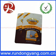 Custom laminated stand up bag packaging company