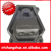 engine mount for chariot/space wagon/grandis Rubber Engine Mounting of VOLVO truck spare parts 20399980