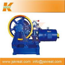 Elevator Parts|Traction System|KT41C-YJF220-VVVF|Elevator Geared Traction Machine|traction motor for elevator