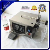 High Precision Mineral Water Filling Machine