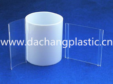 plastic polycarbonate extrusion profile