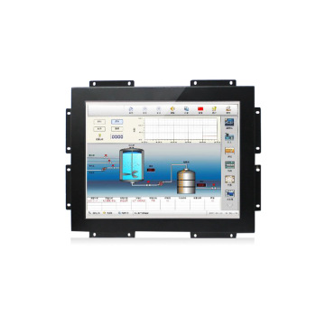22 inch square screen open frame lcd resistive touch screen monitor