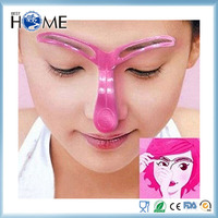 Eyebrow Grooming Stencil Kit Template Makeup Shaper DIY Tool