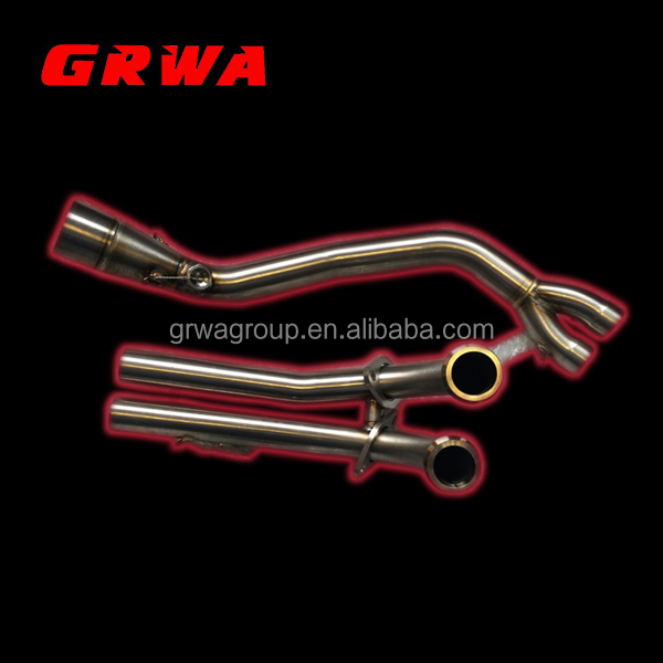High quality Auto Engine Spare Parts exhaust manifold Akrapovic for Yamaha