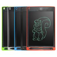 Amazon fire tablet 8.5 inch LCD writing tablet fridge magnet note pads alphabet sticky note