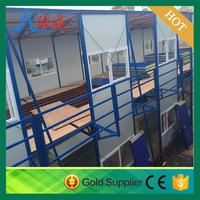 cost saving easy installation light steel frame house for wholesales