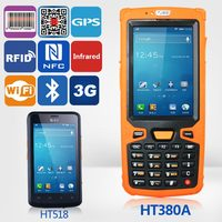 3.5 inch 3G GPRS GPS PDA Mobile Phone with USB RS232 RS485 port