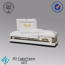 top quality steel metal funeral caskets coffins for sale 4432