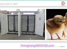 hot selling large 22528 eggs automatic incubator on sale with over 97% hatching rate