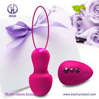 Massager vibrator sex toy for women rechargeable wireless remote control mini vibrator