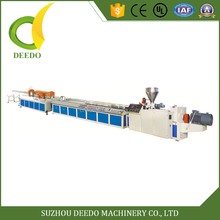 plastic PVC wall panel ceiling extrusion making machine