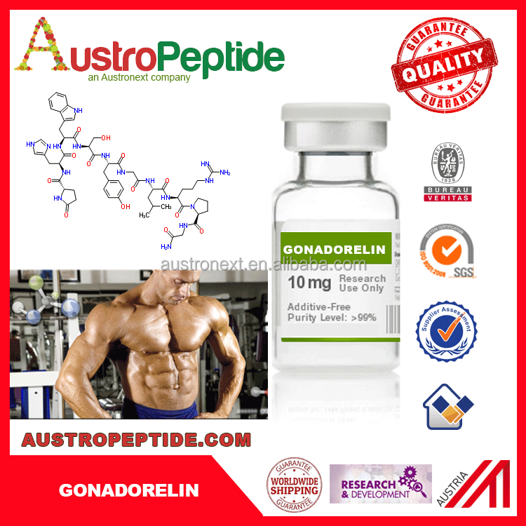 Gonadorelin Acetate best price high quality