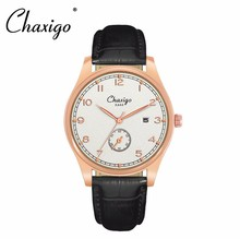 best selling waterproof watch rose gold case classic quartz watch sr626sw wristwatches