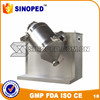 Industrial V Shape Dry Powder Mixer