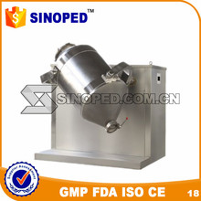 Industrial V shape dry powder mixer for chemical made in China