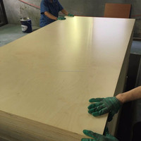 18mm Birch Veneer Plywood
