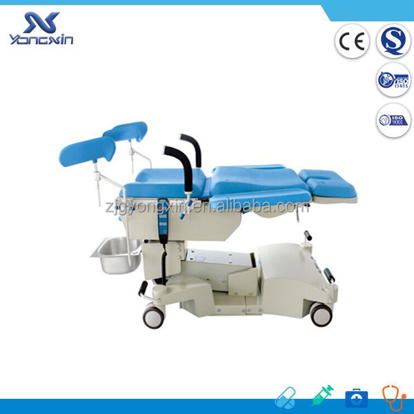 YXZ-Q9 operation theater table gynecology operating table manual table