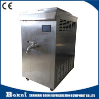 Small capacity energy saving beer bottle tunnel pasteurizer