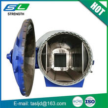 ASME Standard industrial automatic pressure vessel glass laminated autoclave