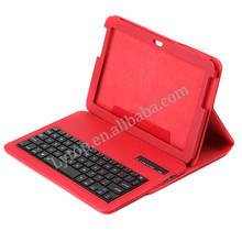 Hot Leather keyboard case for samsung galaxy note 8.0 N5100,business style keyboard for samsung galaxy note 8.0 N5100