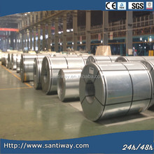 Hot Dipped Galvanized Steel Coil and sheet in factory