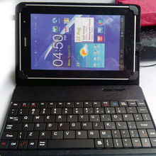 USB Keyboard Combo Cover Cases for Android Tablet