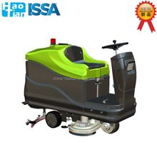 HT-105 New coming Ride-on floor scrubber Dry cleaning machine