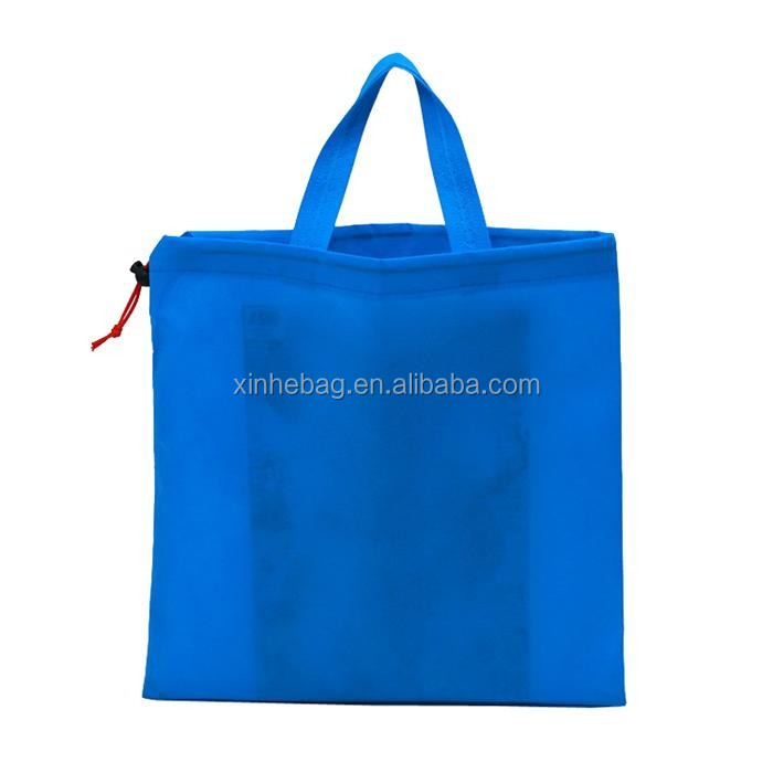 High quality cheap eco friendly non woven drawstring bag