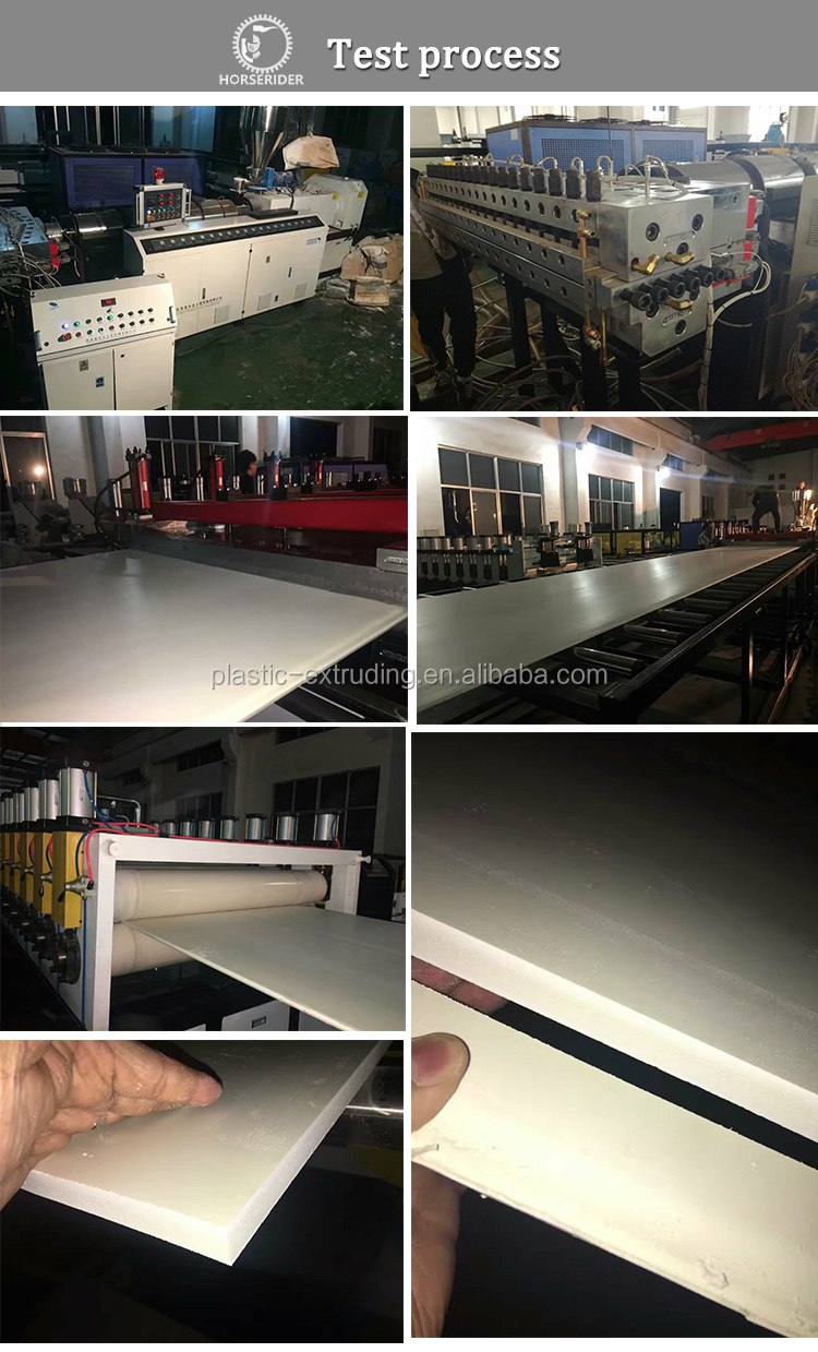 wood sawdust board making machine/pvc foam board machine/wood board making machine