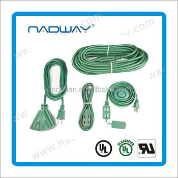 USA standards Nadway extension leads with fuse
