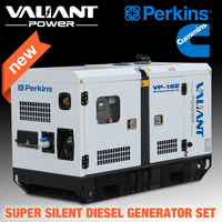Great engine powered Global Warranty Diesel power generator tech and go mobile power