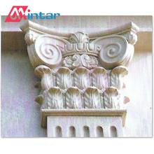 embossed grc light weight exterior faux stone wall panel