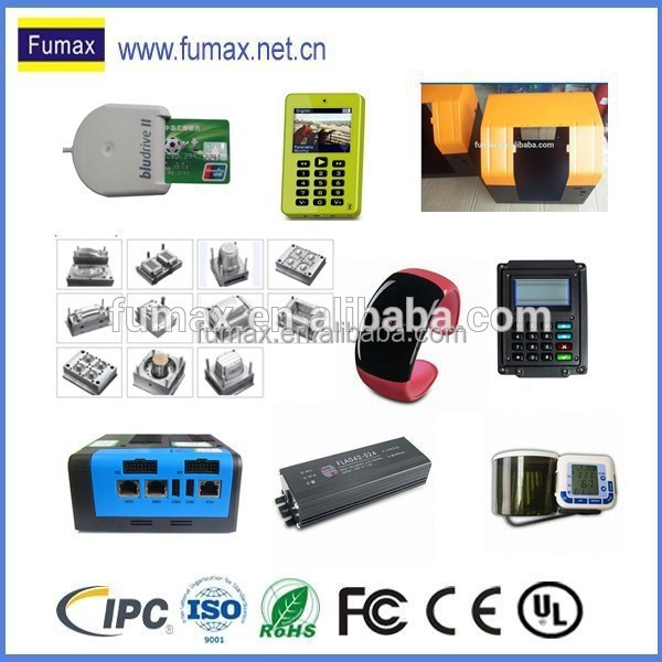 Professional High Precision Customized Plastic electronic enclosures, Moulding