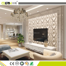 Pu leather 3d wall panel background,wall decorative panels