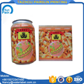 2017 Best Selling PVC heat Shrink Sleeve for Beveaged Cans