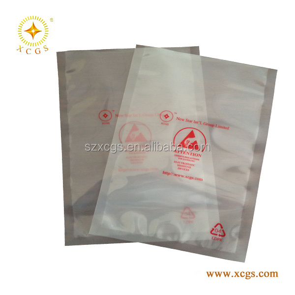 Plastic Nylon PE Material Embossing Surface Handling commercial food grade saver vacuum sealer bag on a roll