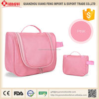 Newly develop high end waterproof multifuctional cosmetic bag wristlet buyers