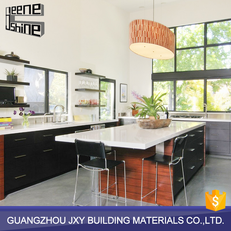 New bestselling product custom design waterproof and damp-proof particle board melamine kitchen cabinets board