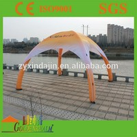 2016 New design infaltable roof top tent Customized inflatable exhibition tent(Inflatable display tent)