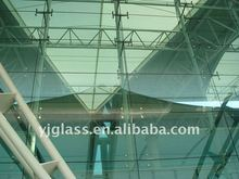 6.4mm low e laminated glass ISO &CCC certificate